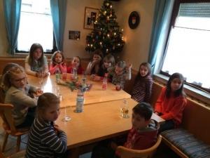 Weihnachtsfeier Setzlinge und Mini's_3