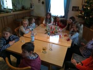 Weihnachtsfeier Setzlinge und Mini's_4