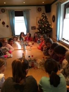 Weihnachtsfeier Setzlinge und Mini's_9