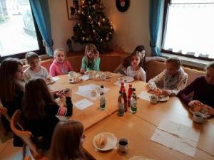Weihnachtsfeier Setzlinge und Mini's_1