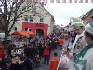 Jubiläumsumzug Königshofen
