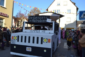 Umzug Igersheim