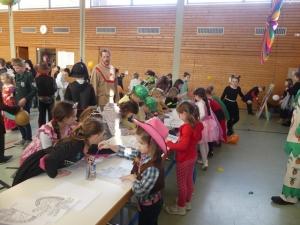 Kalrobenfastnacht in der Grundschule_16